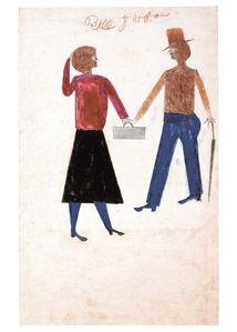 <i>Untitled</i>, ca. 1939–1942 Bill Traylor