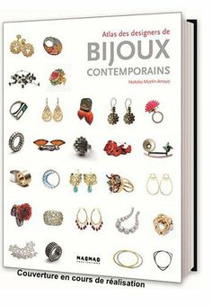 Atlas des designers de bijoux contemporains - Natalio Martin Arroyo