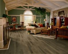 Explore Armstrong hardwood products at Carpet Express. Shop from our extensive selection of Armstrong solid and engineered hardwood available in different styles, colors, and species. Bruce Hardwood Floors, Light Hardwood Floors, Dark Hardwood, Bruce Flooring, Wood Flooring, Acacia Flooring, Flooring Store, Carpet Flooring, Flooring Ideas