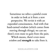 There's another reason we keep reliving certain painful situations. And it's actually healthy progress.
