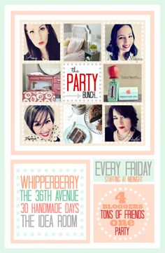 Friday at midnight!