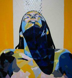 CHAP - Christophe Heymann, Voyage  http://www.artsper.com/oeuvres-d-art-contemporain/Peinture/3030/voyage