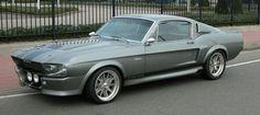 '67 Shelby GT500E- Eleanor