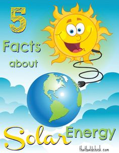 5 facts about solar energy