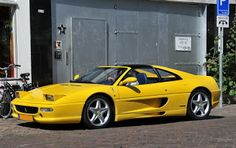 The Ferrari F355 is a sports car congenital by Ferrari from May 1994 to 1999. It is an change of the Ferrari 348 and was replaced by the Fer...