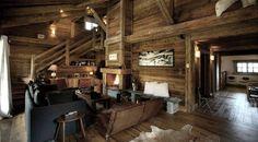Luxus Ferienhaus Chalet Gordy 1850 in Courchevel - Urlaub mit Flair