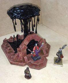 Gelatinous Cube, Hirst Arts, Game Tables, Game Terrain, Wargaming Terrain, D Craft, Fantasy Miniatures, Band Posters, Warhammer 40000