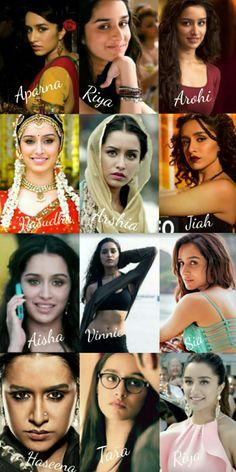Sweet Shraddha Bollywood Images, Indian Bollywood, Bollywood Stars, Bollywood Fashion, Beautiful Bollywood Actress, Most Beautiful Indian Actress, Beautiful Actresses, Indian Celebrities, Bollywood Celebrities