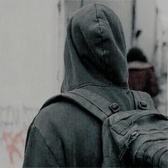 Logan = sucker for hoodies