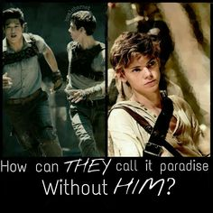 They can't call it paradise without him .....