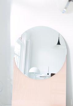 Shapes Mirror Hay, Mister Design | Enigheid