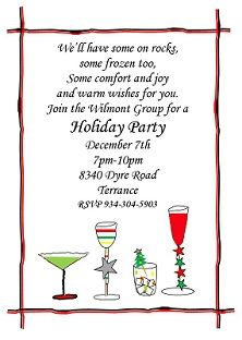139 best christmas cocktail party invitations partyinvitations com