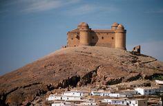 Castillo de Calahorra (Granada), by @cntravelerspain