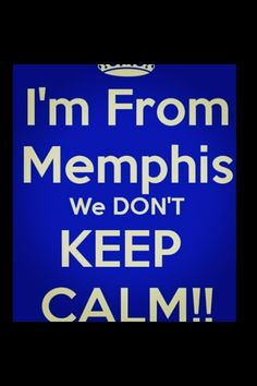 haha my genetics and my environment must be the reason for the madness lol Tennessee College Football, State Of Tennessee, Memphis Tennessee, Memphis City, Bluff City, Memphis Tigers, Memphis Grizzlies, My Kind Of Town, My Destiny