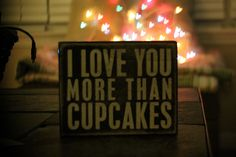 More than cupcakes