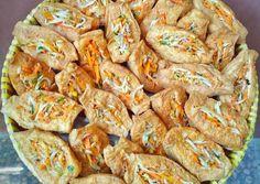 Tofu Recipes, Asian Recipes, Snack Recipes, Cooking Recipes, Snacks, Tahu Isi, Indonesian Food, Indonesian Recipes, Banana Milk