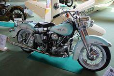 Harley Davidson 67-FLH Shovelhead