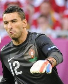 Rui Patricio- Portugal - Will most likely be in net for Portugal.
