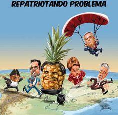 Repatriação de Roger Pinto