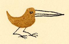a Stamp a Day: bird