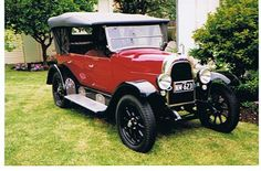 https://flic.kr/p/7VQeWX | 1924 Fiat 501 C