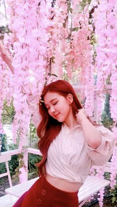 Rose is alway in my heart Kpop Girl Groups, Korean Girl Groups, Kpop Girls, Divas, Square Two, Rose Park, Blackpink Photos, Rose Wallpaper, Jennie Blackpink