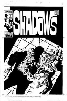 Image result for black and white comic cover