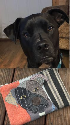 Personalized Dog bag, handmade with your pet's face, crafted from designer fabrics. Makes a great gift for the dog mom or pet lover in your life. Gifts For Pet Lovers, Dog Gifts, Dog Lovers, Applique Quilt Patterns, Dog Bag, Dog Travel, Project Ideas, Projects, Cushions