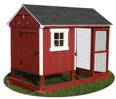 my DREAM chicken coop :)