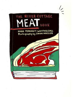 The River Cottage Meat Book by summerpierre, via Flickr
