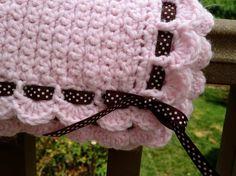 Tiramisu Baby Crochet Blanket Free Pattern