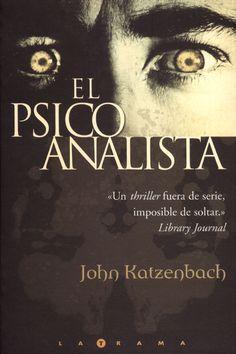 El Psicoanalista, John Katzenbach.