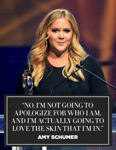 9 funny and inspiring Amy Schumer quotes that every woman should live by: