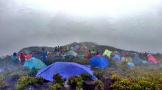 Shelter 3 Gunung Kerinci