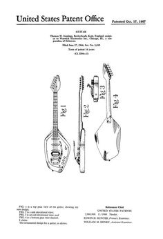 guitar drawing image this is an exploded view of a steel string guitar exploded view is. Black Bedroom Furniture Sets. Home Design Ideas