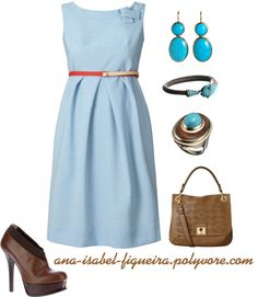 """""""Back to sixties!"""" by ana-isabel-figueira ❤ liked on Polyvore"""