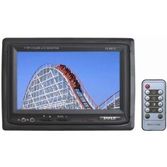 Special Offers - PYLE PLHR76 7-Inch Widescreen TFT/LCD Video Monitor with Headrest Shroud - In stock & Free Shipping. You can save more money! Check It (April 01 2016 at 06:12PM) >> http://caraudiosysusa.net/pyle-plhr76-7-inch-widescreen-tftlcd-video-monitor-with-headrest-shroud/
