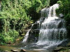 Kintampo Waterfalls