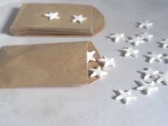 Etoile des Neiges :: Embellish sack WITH a star or three!?!