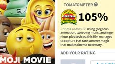 Jacksfilms reviews The Emoji Movie
