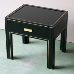 Located using retrostart.com > Side Table by Pierre Vandel for Unknown Manufacturer