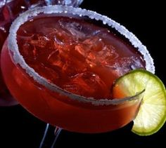 Easy Cosmopolitan - YUM!! 1.1 oz (30 ml) vodka 2.1/2 oz (15 ml) triple sec 3.1/2 oz (15 ml) lime juice, freshly squeezed 4.1/2 oz (15 ml) cranberry juice Only 200 calories