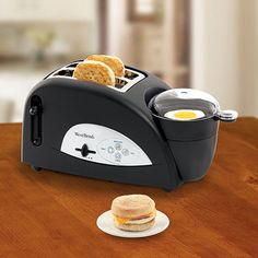 #toaster #black #cool #technology