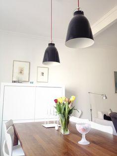 Caravaggio black ceiling lighting