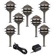 outdoor lighting kits back garden landscape lighting kits complete landscaping sets lamps plus 11 best images in 2018 path lights