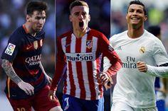 Top20 - Futbolistas más valorados del mundo. Julio de 2016