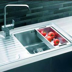 Kitchen sinks are 1000 times more contaminated than wash basins. Little hygiene can help keep your kitchen bug-free!