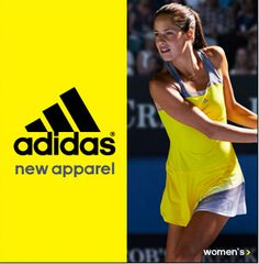Check out the new apparel from adidas! Tennis Wear, Tennis Shoes Outfit, Tennis Clothes, Adidas Sport, Adidas Women, Tennis Warehouse, Lucky In Love, Sport Wear, Stylish Outfits