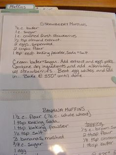 The Complete Guide to Imperfect Homemaking: Recipe Organization