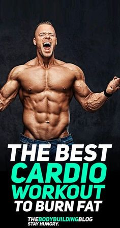 Find out what makes the Tabata Workout the best cardio workout and the fastest way to burn body fat and lower body fat percentages! #fitness #gym #exercise #workout #cardio #hiit #tabata